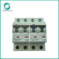 L7 IEC60947-2 SAA,CE,TUV,CB DC 550V 3KA c20 mcb triangle indicator 20 amp miniature automatic circuit breaker mcb