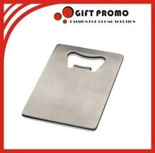 Best Quality Custom Metal Business Card Bottle Opener