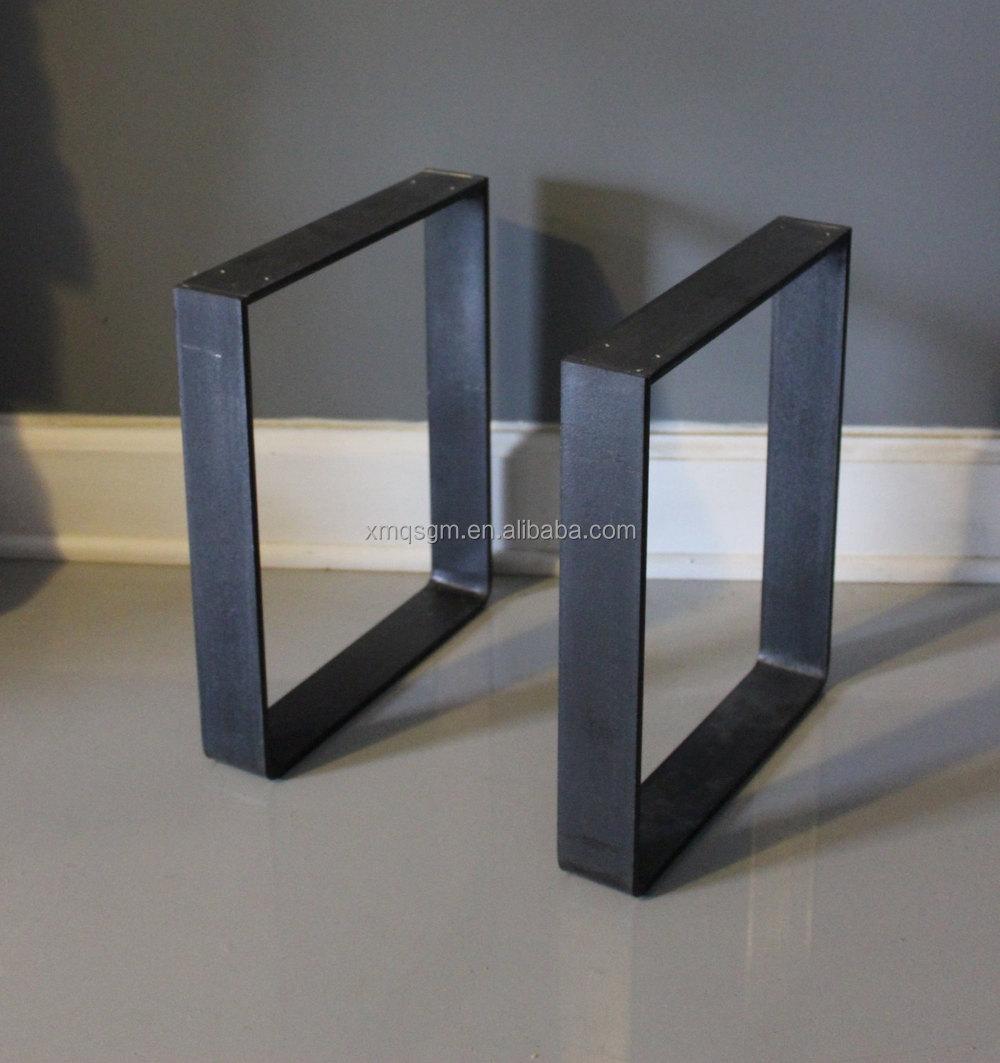 Standard accessoires de meubles en m tal u forme pieds de - Pieds de table en metal ...