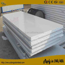 200mm eps sandwich panel for side walls