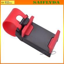 Universal Car Steering Wheel Mount Mobile Phone Holder, Car Phone Holder