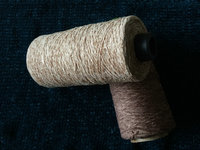 1/6.5nm rayon like chenille yarn colored on cone for shawl weaving