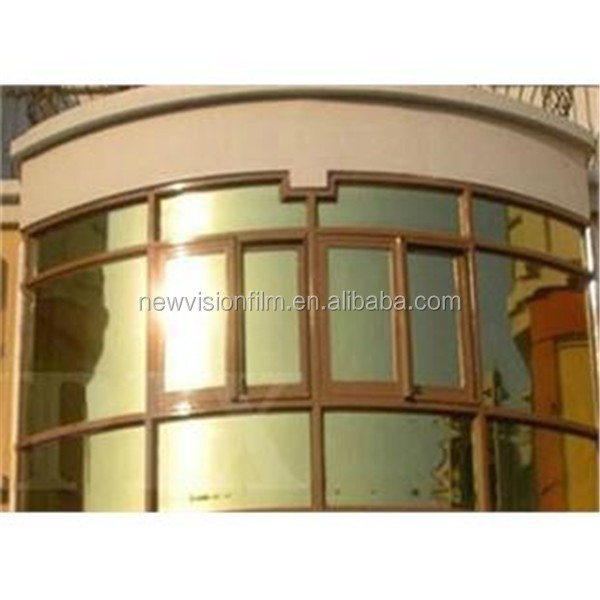 Hot selling self adhesive house window tint film one way for 1 way window tint