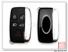 Car key case for Land Rover,for Range Rover Aurora key shell ,for discover 4 smart key cover ( Smooth lettering ) AS004006
