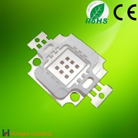 High Power LED Bridgelux Epistar Epileds Chip 10 watt 365nm 385nm UV LED Light Emitting Diode