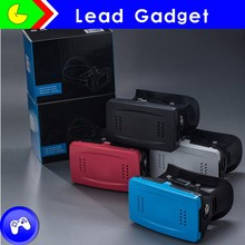 Best Gift 3D Glasses VR Glasses Virtual Reality Plastic for Google Cardboard good price in China