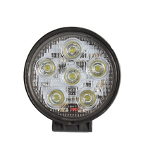 Factory Direct Wholesale E-Scooter Electric Bike Motorcycle ATV JEEP SUV CRE E 18W LED Tuning Working Light