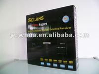 sharing receiver Sclass HD9906 DVBS2 with full functions