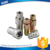 ISO7241-A Close Type Hydraulic Quick coupling