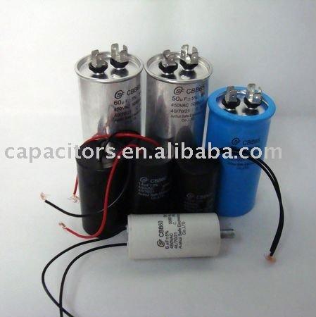 Sizing Motor Start Capacitor