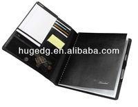 Synthetic leather portable portfolios