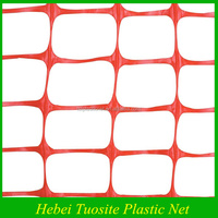 plastic orange safety fence for construction site and road (BR series /SR series )
