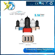 2015 New Products Car Charger Best Mobile Phone Accessories Factory in China