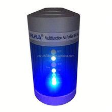 Contemporary hot-sale car air purifier freshener ionizer