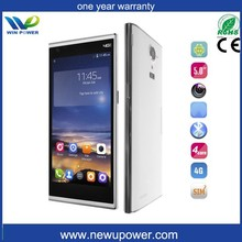 MT6582+6290 1.3GHZ Quad-Core high-speed processing platform 4g chinese dual sim slim mobile phone