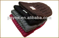 Top quality winter hats in cheap price
