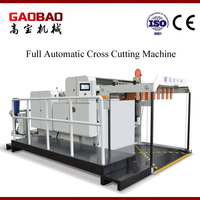 High Speed&Qaulity Auto Sheet Paper Cutting Machine Full Automatic High Powerful Flexible And High Presicion