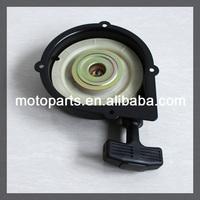 CF moto 500cc metal shell plastic recoil starter parts