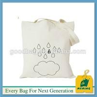 Canvas Shopping Bag Cotton Tote Bag jute tote bags ELE-CN0 633 Christmas greeting card