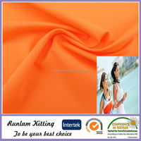 Excellent quality breathable stretch nylon material sports yoga wear fabric