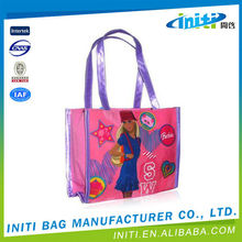 Foldable eco-friendly europe standard recycled non woven foldable shopping bag