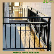 Indoor wrought iron stair handrail Railings used(SGS Certified Factory)