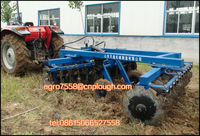 Disc Harrow Tilling and Plowing Machine
