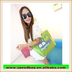 2014 new design fashion tote bag shoulder bag cartoon leisure handbag R147