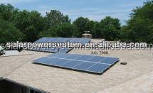 BFS Low maintenance product Besstun 1000w CE TUV prove solar power mounting system