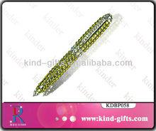 bling crystal office stationary ball pen
