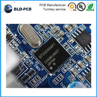 Electronic PCBA manufacturing and Design and custom pcb factory