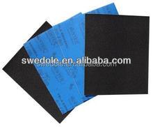 carboneto de silício negro abrasivos polimento trabalhos de lixamento para metal e madeira