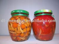 Canned nameko mushrooms