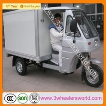 Africa Market 200cc/250cc Three wheel Car /Cargo Tricycle/Petrol Three Wheel Car/(USD1159.00)