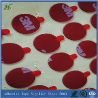 ISO9001 3m double sided adhesive tape dots