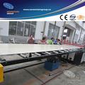 Pvc envío de espuma bordo hoja hoja de decoración de línea de producción