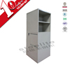 Commercial furniture light grey multifunctional metal storage cabinet