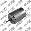 27.7mm diameter high quality electric mini 5 hp dc motor