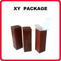 oil bottle packing box DUTE-L paper packing box