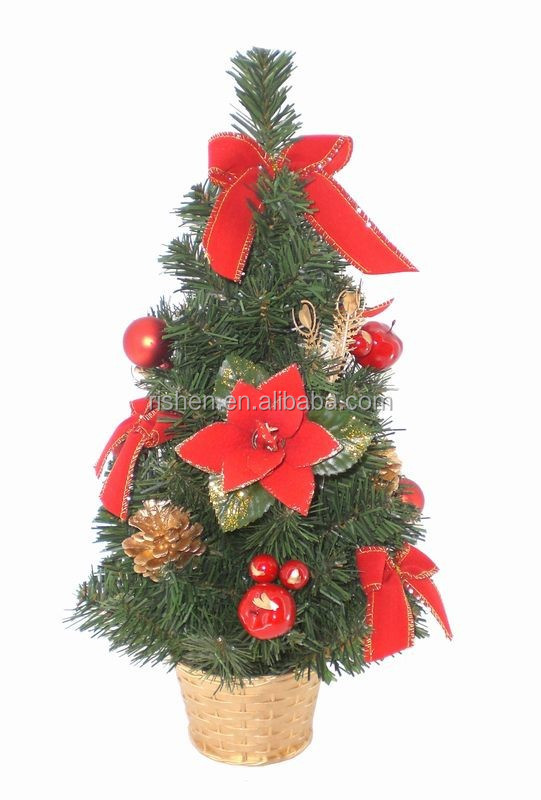 40cm christmas decoration charming small decoration christmas trees