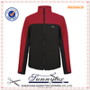 Fashion warm windproof multi colours soft shell hooded jacket for men