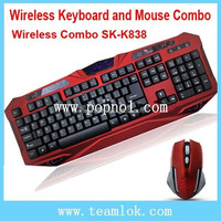 SK--K838 Keyboard Mouse Combos for Computer Laptops