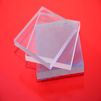 waterproof thin transparent plastic roof material with UV protection