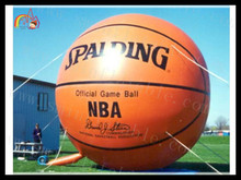 giant basket ball inflatable advertising shape/NBA using inflatable ball