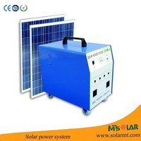 Home use high quality off grid 1000 watt solar panel system