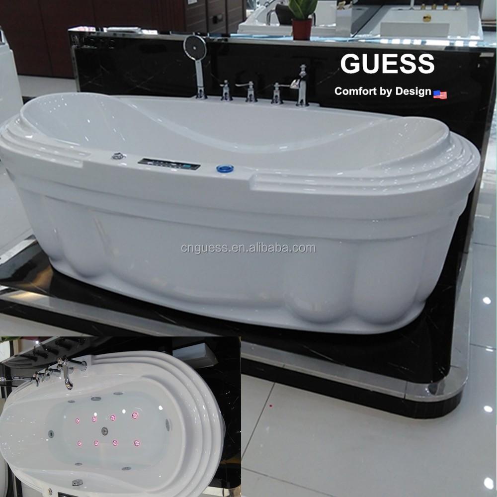 massage bathtub bathtub chinese quality clear acrylic