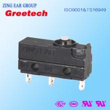 Zing ear waterproof 250v ac 6A 1E4 ENEC micro switch