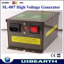 ESD SL-004 Ionizing Air Gun wiht SL-007 High Voltage Generator ,low cost dc high voltage generator