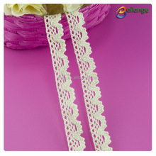 wholesale Guangzhou Chemical Procuct type lace 100% cotton cotton lace trim 2015 for cloth