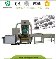 food used aluminum foil box making machine for cake pans